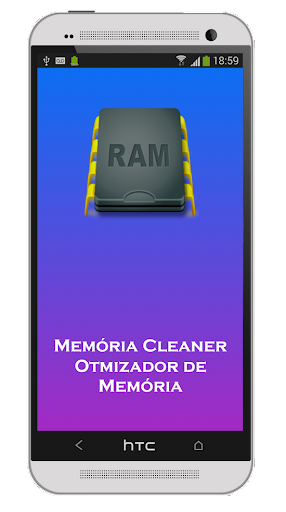 Otimizador de memória Android