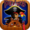 Pirati slot machine icon