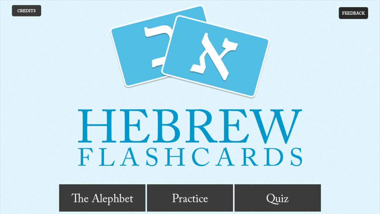 Hebrew Flashcards Android Apps On Google Play