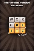 Screenshot of Wordblitz for Friends