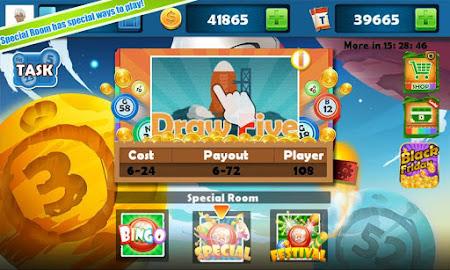 Bingo Fever - Free Bingo Game 1.10 screenshot 347793