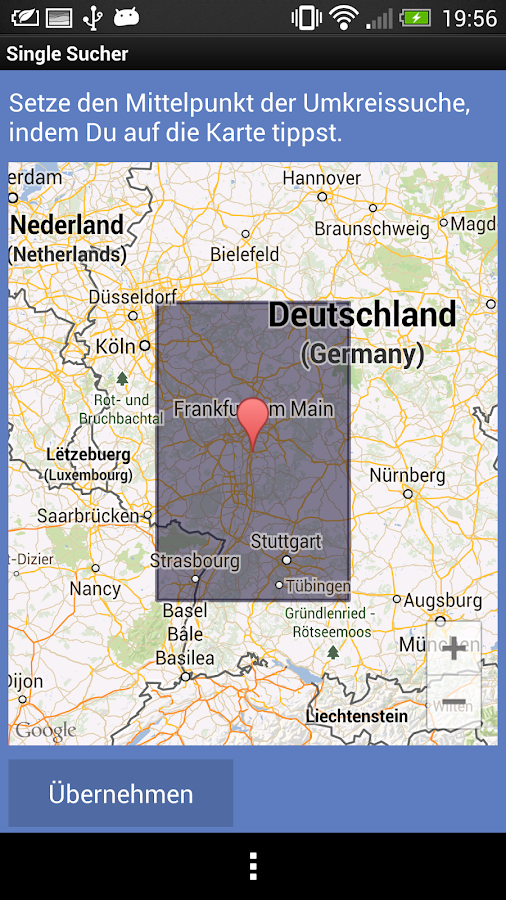 single apps android Lahr/Schwarzwald