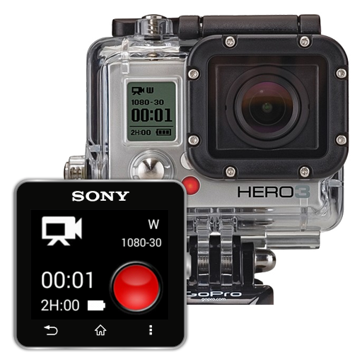 GoPro Remote for SmartWatch 2 攝影 App LOGO-硬是要APP
