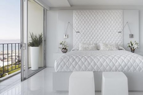 black white bedroom ideas screenshot thumbnail - Black White And Silver Bedroom Ideas