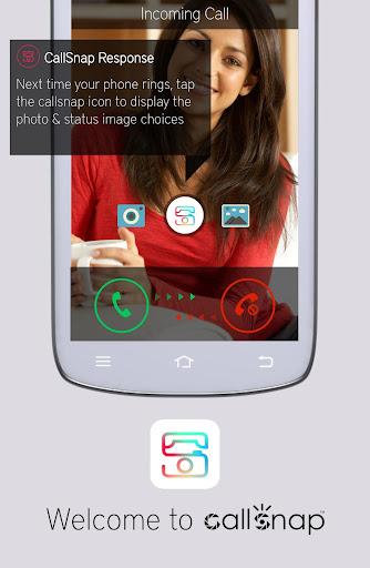 CallSnap - Snap Your Moment