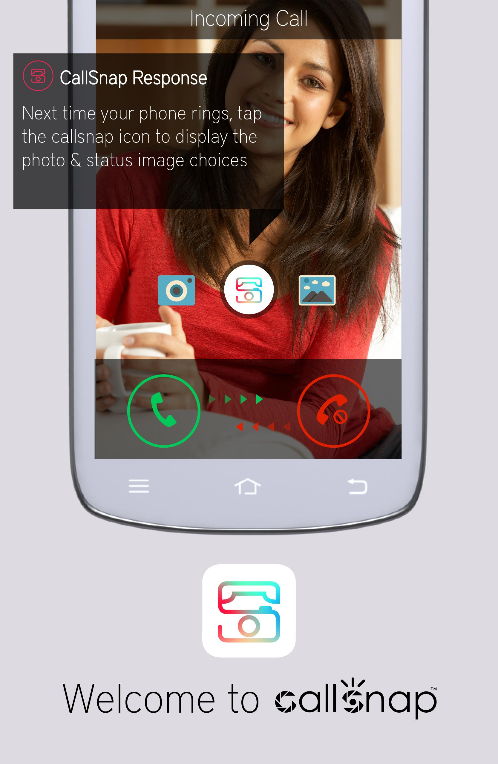 CallSnap - Snap Your Moment screenshot #1