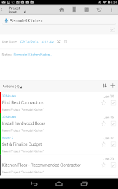 IQTELL Email app and GTD® Screenshot 14