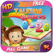 Talking Numbers Learn 0 to 20