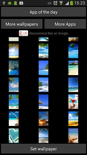 玩免費個人化APP|下載Beach Wallpapers for Chat app不用錢|硬是要APP
