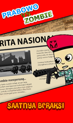Prabowo vs Zombie - screenshot