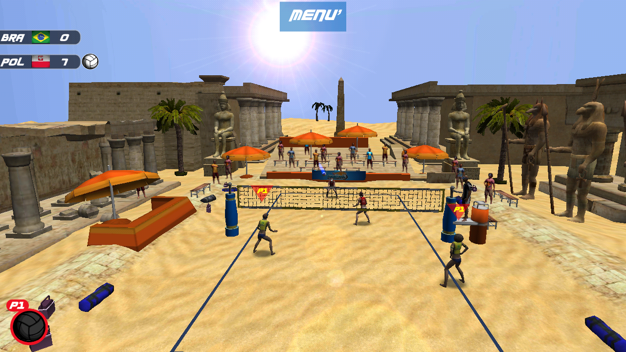 VTree Entertainment Volleyball- screenshot