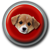 Press the Dog Button Fun Game