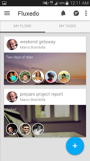 【免費生產應用App】Fluxedo. The social to-do list-APP點子
