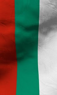 Bulgaria flag lwp Free - screenshot thumbnail
