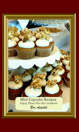 Mini Cupcake Recipes
