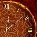Ethnic Clock icon