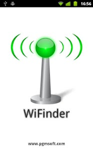 WiFinder - screenshot thumbnail