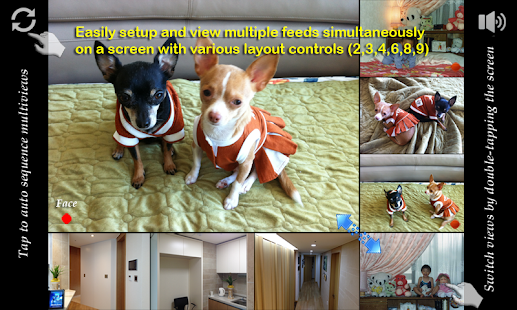Foscam with Push Notifications- screenshot thumbnail