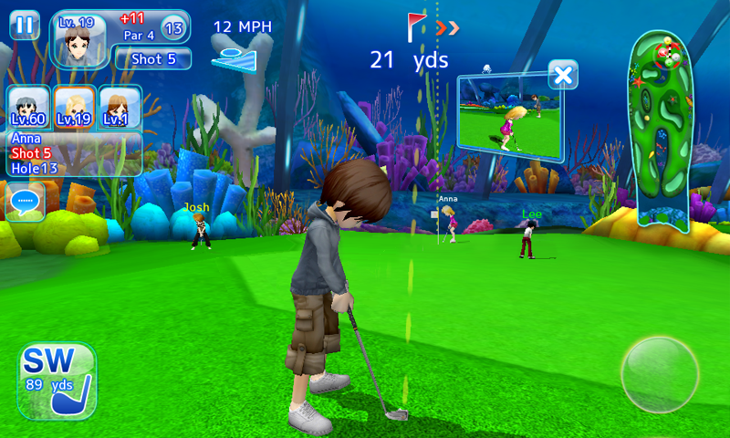 Let's Golf! 3 screenshot #9