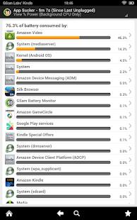 GSam Battery Monitor Pro- screenshot thumbnail