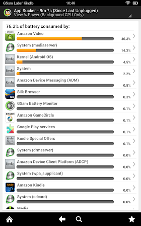 GSam Battery Monitor Pro 3.20 Build 1903201 APK