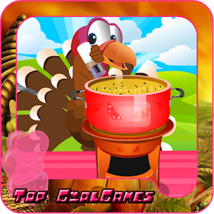 Cook games for kids – turkey for PC and MAC