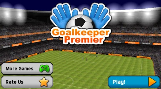Goalkeeper Premier Soccer Game- screenshot thumbnail