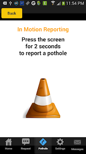 Pothole Alert 311- screenshot thumbnail
