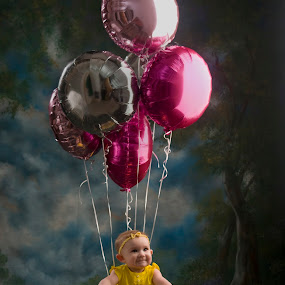 UP UP & AWAY by Kelly Goode - Babies & Children Child Portraits (  )