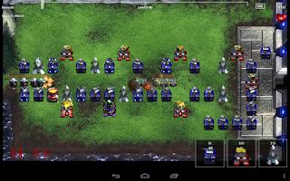 Screenshot of Robo Defense FREE