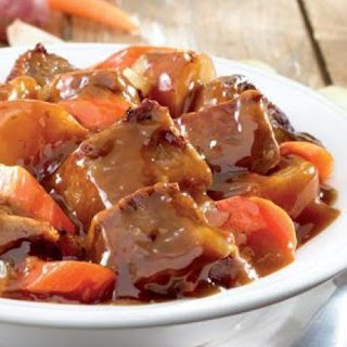 Home-style Beef Stew.