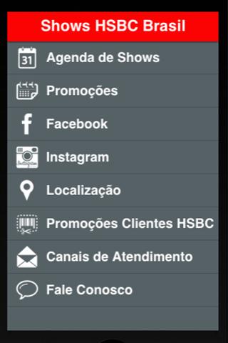 Shows HSBC Brasil