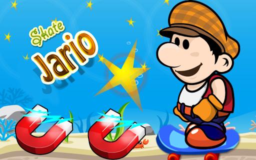 Mario Skate Coins