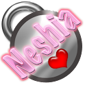 Neshia Name Tag logo