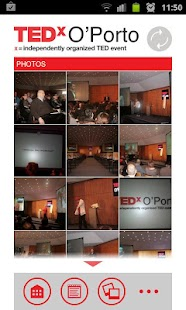 TEDx O'Porto - screenshot thumbnail