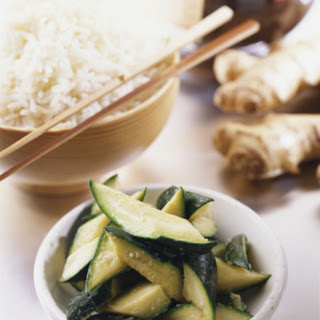 Cucumber and Daikon Salad