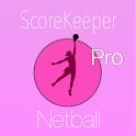 ScoreKeeper Netball Pro - HD icon
