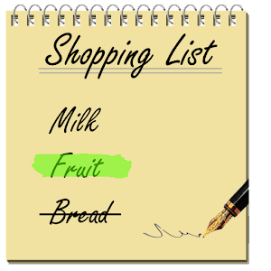 shoping lists