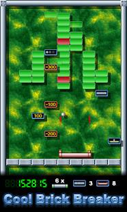 Cool Brick Breaker Ekran Görüntüsü