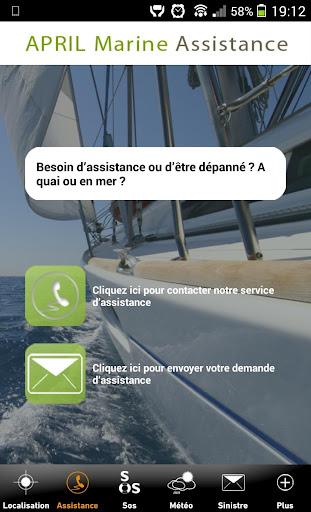 APRIL Marine Assistance