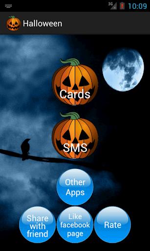 Halloween Cards SMS