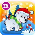 Toddler Animals Farm and Zoo icon