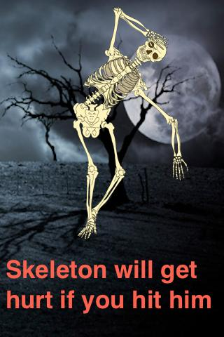 Talking Skeleton - screenshot