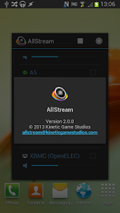 AllStream: AirPlay, DLNA, Cast v2.5.1