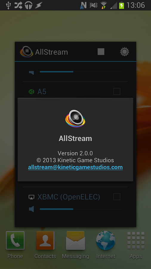 AllStream: AirPlay, DLNA, Cast- screenshot