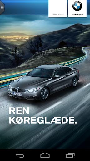 BMW. REN KØREGLÆDE.