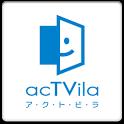 アクトビラ icon