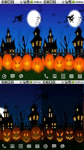 Halloween - Live Wallpaper