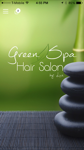 【免費商業App】Green Spa Hair Salon-APP點子