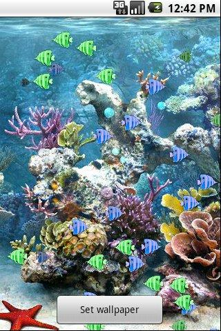ACE: Under the sea- screenshot